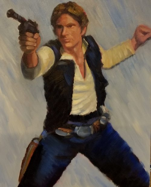 Don't Get Me Started (Han Solo)