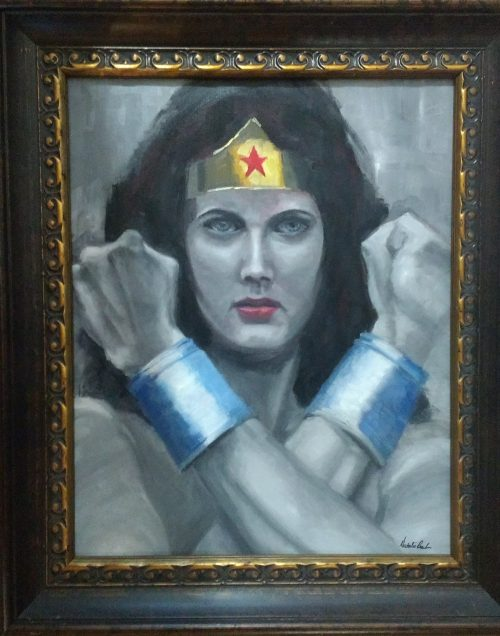 Diana of Clay